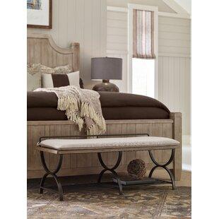Rachael Ray Home Monteverdi Upholstered Bench