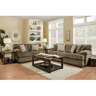 Red Barrel Studio Tussey 2 Piece Living R..