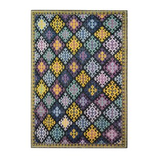Teppichgrößen teppiche in blau teppichgröße s bis 90 cm x 150 cm wayfair de