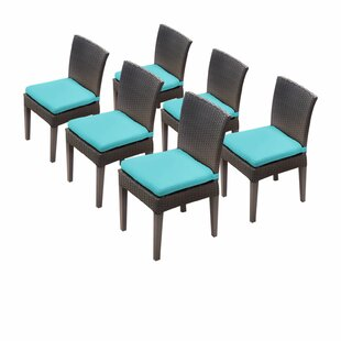 Medley Patio Dining Chair with Cushion (Set of 6)