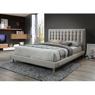 Acker Upholstered Platform Bed
