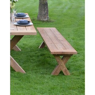Calgary Teak Dining Table By Sol 72 Outdoor
