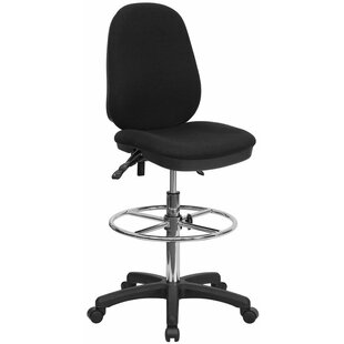 Compare Krouse Ergonomic Drafting Chair by Symple Stuff Reviews (2019) & Buyer's Guide