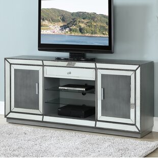 Caster 2 Door 1 Drawer Media Sideboard by House of Hampton