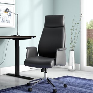 Top Reviews Prichard Executive Chair by Brayden Studio Reviews (2019) & Buyer's Guide