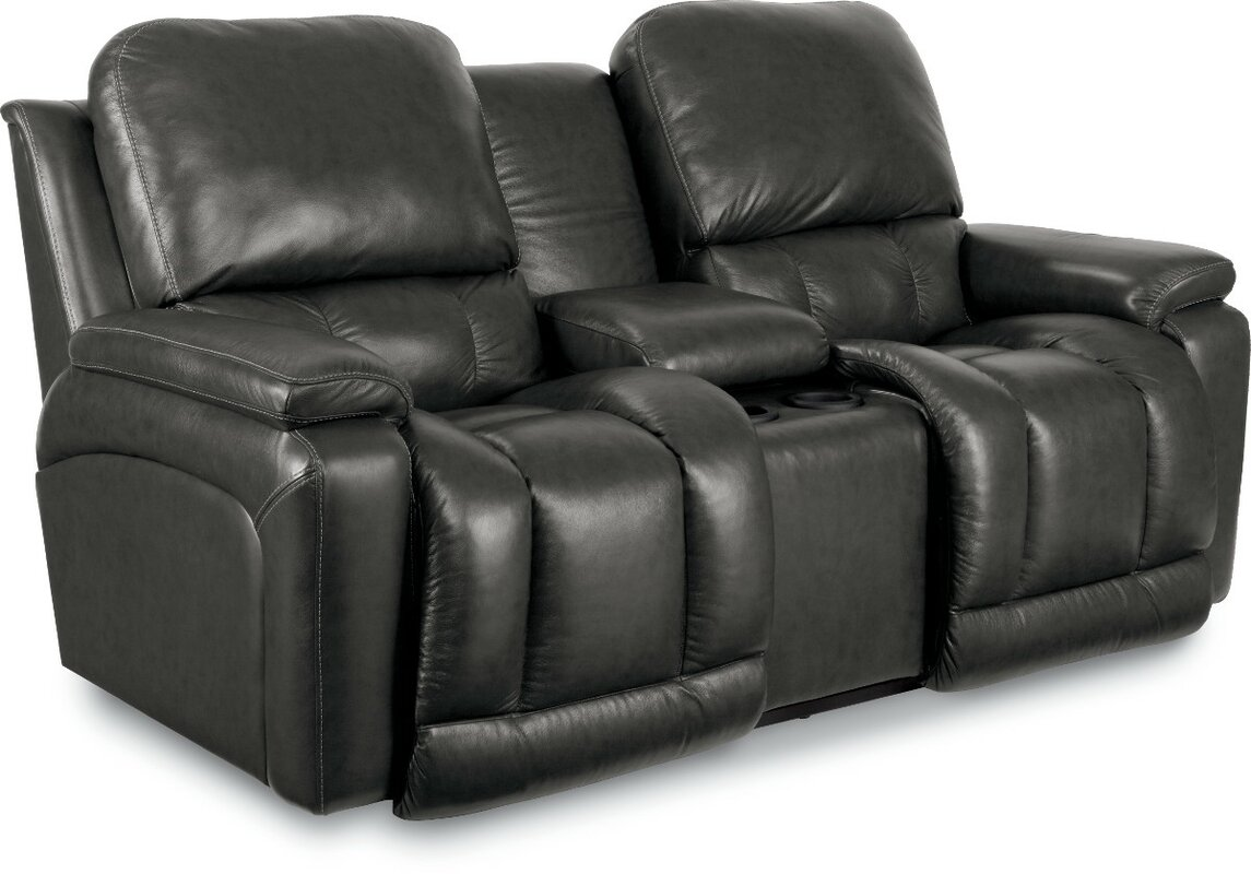 Greyson Leather Reclining Sofa Part 76