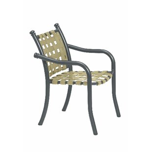 La Scala Stacking Patio Dining Chair