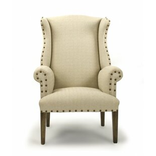 Dovenby Wingback Chair by Canora Grey