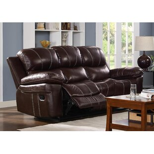 Mcelhaney Motion Reclining Sofa by Latitude Run