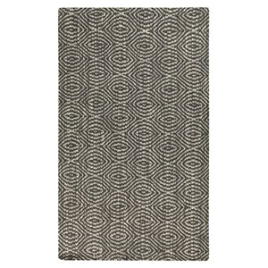 Eloise Hand-Woven Pewter Area Rug