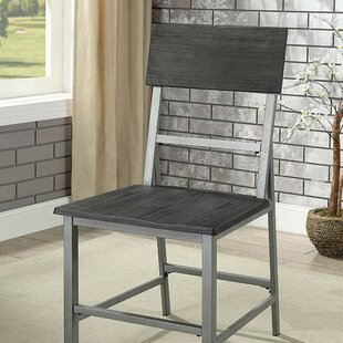 17 Stories Amity Dining Chair (Set of 2)