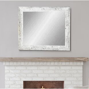 Shabby Elegance Accent Wall Mirror By Brandt Works LLC