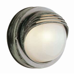 Eaddy 1-Light Outdoor Flush Mount