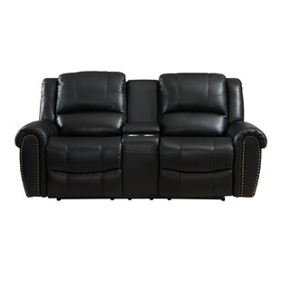 Amax Houston Reclining Loveseat