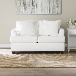 Best Deals Trentham Loveseat by Birch Lane™ Heritage Reviews (2019) & Buyer's Guide
