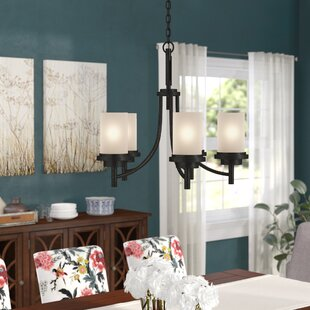 Dashiell 5-Light Shaded Chandelier