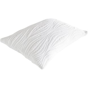 Visco Gel Infused Memory Foam Standard Pillow