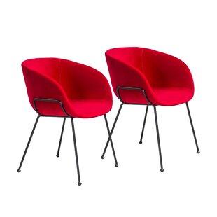 Berrien Armchair (Set of 2) by Brayden Studio