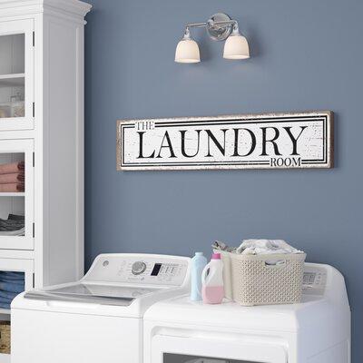 Laundry room wall decor wayfair - Laundry room wall decor ...