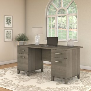 Kirchoff 4 Drawer Executive Desk