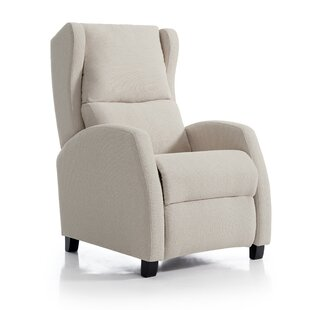 Marcos Manual Rocker Recliner By Metro Lane