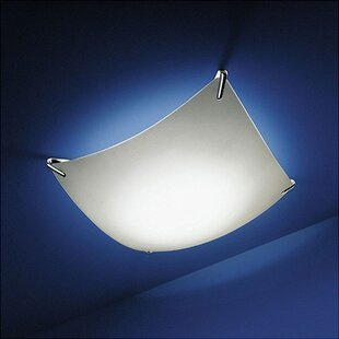 Latitude Run Whitten Wall Fixture / Semi Flush Mount