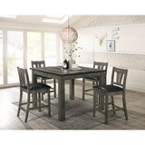 Grayson 5 - Piece Counter Height Dining Set by Mistana™