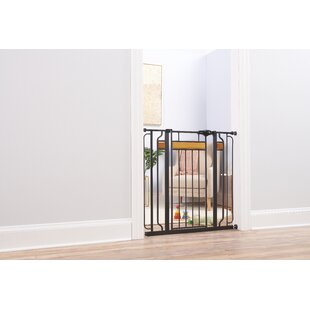 Extra Tall Home Accents Walk-Thru Gate Safety Gate by Regalo