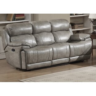 AC Pacific Estella Reclining Sofa