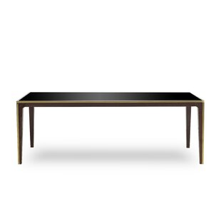 Silhouette Dining Table by Resource Decor