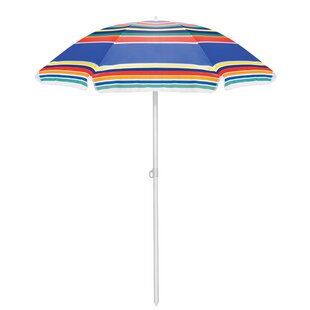 Auriville 5' Beach Umbrella by Freeport Park Best #1