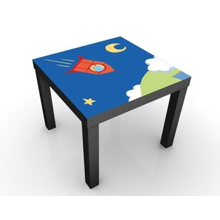 Akkuratus - Rocket Landing Arnd Children's Table By Zoomie Kids