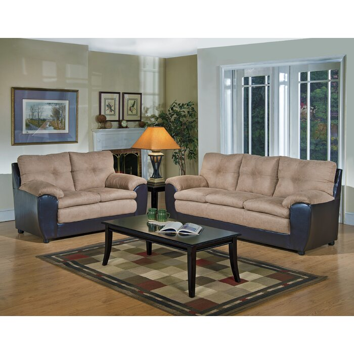 Salomon Configurable Living Room Set