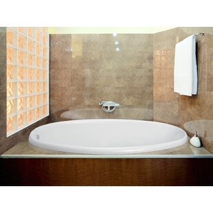 Vida 58 x 38 Drop-In Soaking Bathtub