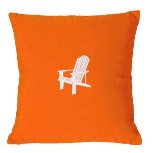 Adirondack Indoor/Outdoor Sunbrella Throw Pillow