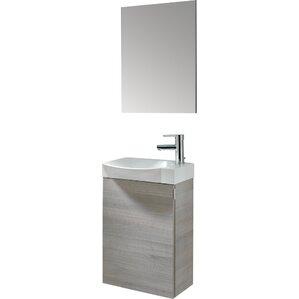 """Bathroom Vanities Under 20 Inches Wide under 20"""" bathroom vanities you'll love   wayfair"""