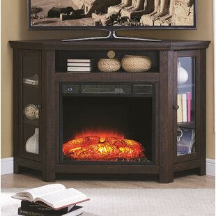 Compare Rhymes TV Stand for TVs up to 50 with Fireplace by Loon Peak Reviews (2019) & Buyer's Guide
