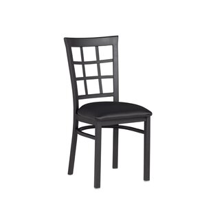 Reviews Upholstered Dining Chair by Premier Hospitality Furniture Reviews (2019) & Buyer's Guide