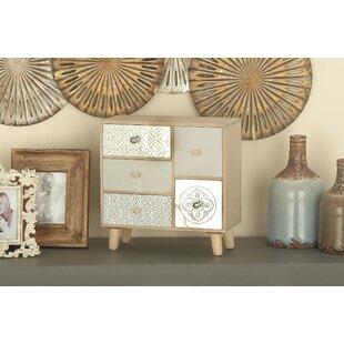 Wood Jewelry Box ByCole & Grey