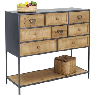 Bistro 8 Drawer Combi Chest By KARE Design