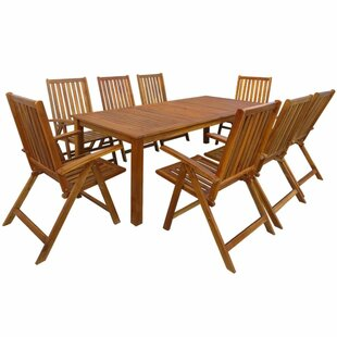 Greene 8 Seater Dining Set By Sol 72 Outdoor