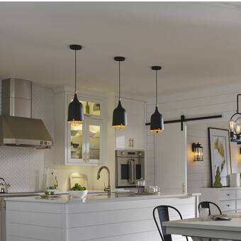 Mercer41 Rawley 1 Light Single Globe Led Pendant