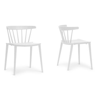 Miranda Side Chair (Set of 2) by Wade Logan