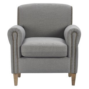 Buy clear Nob Hill Armchair by Laurel Foundry Modern Farmhouse Reviews (2019) & Buyer's Guide