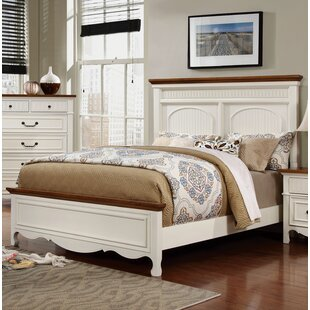 Vonda Panel Bed by August Grove