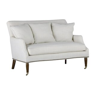 Dahlia Scatter Back Settee by Gabby