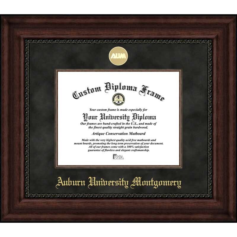 Diploma Frame Deals Auburn University Montgomery Executive Picture Frame Wayfair
