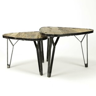Edick 2-Piece Coffee Table Set By Union Rustic