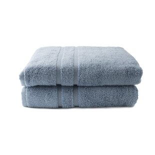 2 Piece Bath Towel (Set Of 2) By Silentnight