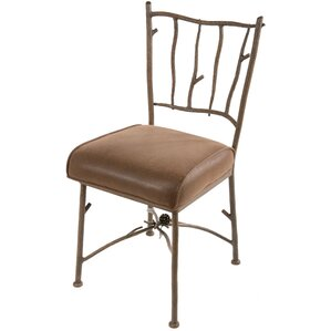 Pine Dining Chair by Stone County Ironworks